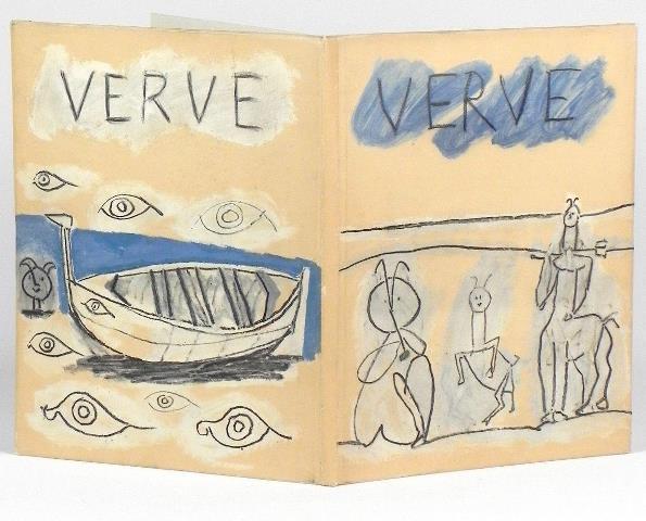 Picasso Verve