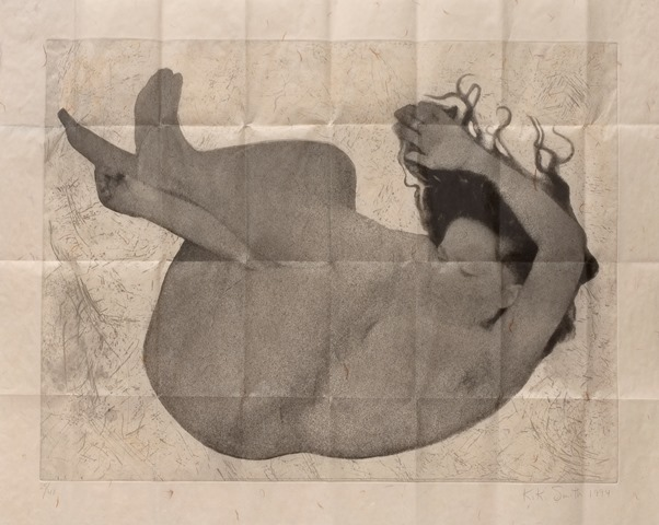Free fall kiki Smith1995.3.1
